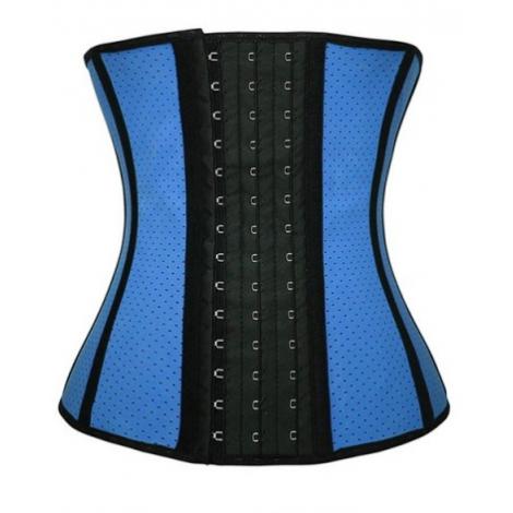 Fitness korzet na cvičení BLUE 2G