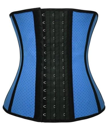 Fitness korzet na cvičení BLUE 2G - XS